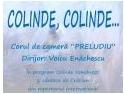 COLINDE, COLINDE...