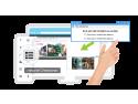 LIVRESQ este prima soluție românească de eLearning  conectată la ClasaViitorului.ro, platformă recomandată de Ministerul Educației și Cercetării Smartbox