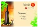 degustare de vin. Degustări de vinuri la Iaşi - CrameleCopoului ViniCom