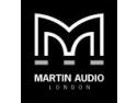 Paradigma Group este unic distribuitor in Romania al prestigiosului brand de echipamente audio Martin Audio