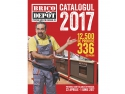 Brico Dépôt lansează Catalogul 2017, dedicat meșterilor și profesioniștilor în bricolaj adnet  telecom  internet telefonie VoIP comunicatii hosted unified communications