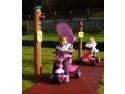 jocuri cop. Echipamentele de joacă în aer liber, instrumente ideale în stimularea cognitivă a copiilor