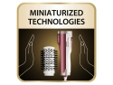 intuitive brush. Escapade urbane stilizate cu Rowenta Brush Activ' Nano Smart