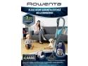 Rowenta extinde cu 3 ani garanția pentru aspiratoare