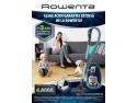 rowenta. Rowenta iti ofera trei ani garantie extinsa pentru gama de aspiratoare ultraperformante