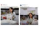 Wellness Cuisine. Tefal Romania si Jamila Cuisine: Primul live cooking simultan pe doua pagini de Facebook