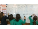 mesaje asertive. Clasa a III-a din Scoala Metropolitana ARC pregateste actiuni in concurs