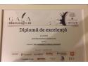 Diploma de exceleţă pentru Inovaţie în  educaţie