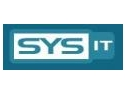 s c banca romaneasca. Trinity Service s-a lansat pe piata romaneasca de IT cu un nou site : www.sysit.ro