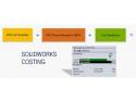 curs cursuri solidworks solid works iasi 2012. Beneficiile SolidWorks Costing, produs oferit de Vegra Info!
