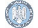 institutie de plata. Ministerul Finantelor Publice