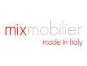 Spatii largi, Lumina, Eleganta, Individualitate, Mobilier cu forme geometrice simple : MixMobilier