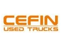 Cefin Used Trucks expune cel cel mai mare parc de vehicule comerciale rulate