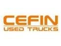 camioane. Cefin Used Trucks – Cel mai mare parc de camioane rulate din România