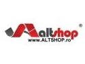 ALTSHOP.ro - Primul magazin online ce iti ofera puncte pentru cumparaturi