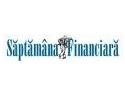 articole economice. Saptamana Financiara, lider pe piata publicatiilor economice in luna decembrie 2007