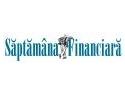 """Eveniment Saptamana Financiara: """"Primarii anului 2008""""- lideri pentru orasele viitorului! marti, 10.30,Teatrul Nottara"""