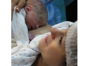 golden retriever. Ora Magica a nou-nascutului sau Skin-to-Skin in prima ora dupa nastere