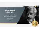 Abdulrazak Gurnah, laureat al Premiului Nobel pentru Literatură 2021