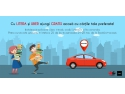 Cu Litera și Uber ajungi gratis acasă cu cărțile tale preferate! Bazar cu Lucruri Gratis