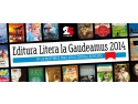 editura d. Litera la Gaudeamus 2014