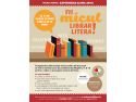 Libraria Bastilia. Fii micul librar Litera!