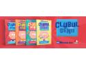 La Litera Mică a apărut colecția Mensa Kids. Clubul micilor genii!