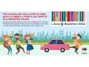 Triciclete cu transport gratuit. Litera și Uber îți asigură transportul gratuit de la Bookfest – acasă!