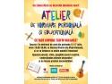 Asociatia Ateliere Protejate. Litera Mică dă startul atelierelor de vară pentru copii