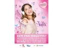 Litera organizează prima întâlnire cu fanii cărților Violetta din România