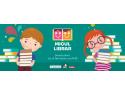 educatie copii. Micul librar, o campanie dedicată copiilor și cărților!
