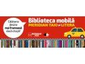 Biblioteca mobila Meridian Taxi si Litera