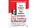 Trei femei de Lisa Taddeo, cea mai dezbătută carte a anului, va fi lansată la București în prezența autoarei! timbru argint