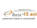 Beia Consult International. Beia Consult International sarbatoreste 15 ani de succes in domeniul telecomunicatiilor