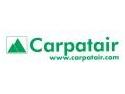 companie aeriana. Carpatair, prima companie aeriana romaneasca care trece la E-Ticketing standard IATA, mai devreme cu 431 de zile