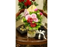 Mary's Flower Superhead. Buchete online Cityflowers.ro