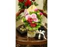 aranjamente florale 8 martie. Buchete online Cityflowers.ro