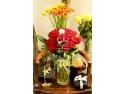 aranjamente florale 8 martie. Comanda flori online