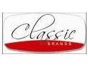 various brands. Classic Brands pariază pe PR-ul clasic