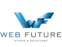 the future web. Web Future Studio & Solutions