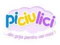 Piciulici lanseaza un concurs pentru copiii cuminti!