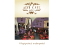 five plus art gallery. S-a deschis Art Café Gallery, prima cafenea-galerie de arta din Arad