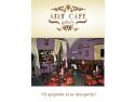 S-a deschis Art Café Gallery, prima cafenea-galerie de arta din Arad