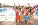 Petrecere Hawaiana la piscina AQUA by Pescariu