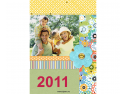 tiparo ro. Calendar de perete personalizat