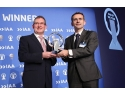 "toamna 2015. Noul Iveco Daily este ""Van of the Year 2015"""