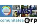Comunitatea ERP incheie un parteneriat cu Universitatea POLITEHNICA din Bucureşti, Facultatea IMST