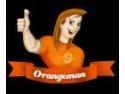 Orangeman cucereste Pamantul