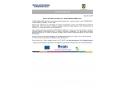 """16 decembrie 2010. SC DEPO LOGISTIC IMPEX SRL anunta că în perioada Martie-Decembrie 2014  a derulat proiectul cu titlul """"EUROPRINT2010 – ATELIER MODERN DE TIPARIRE""""  Cod SMIS 31608."""