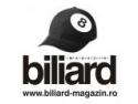 BILIARD MAGAZIN - prima revista de biliard din Romania